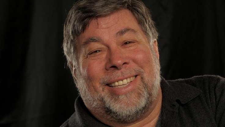 Steve  Wozniak, keynote speaker